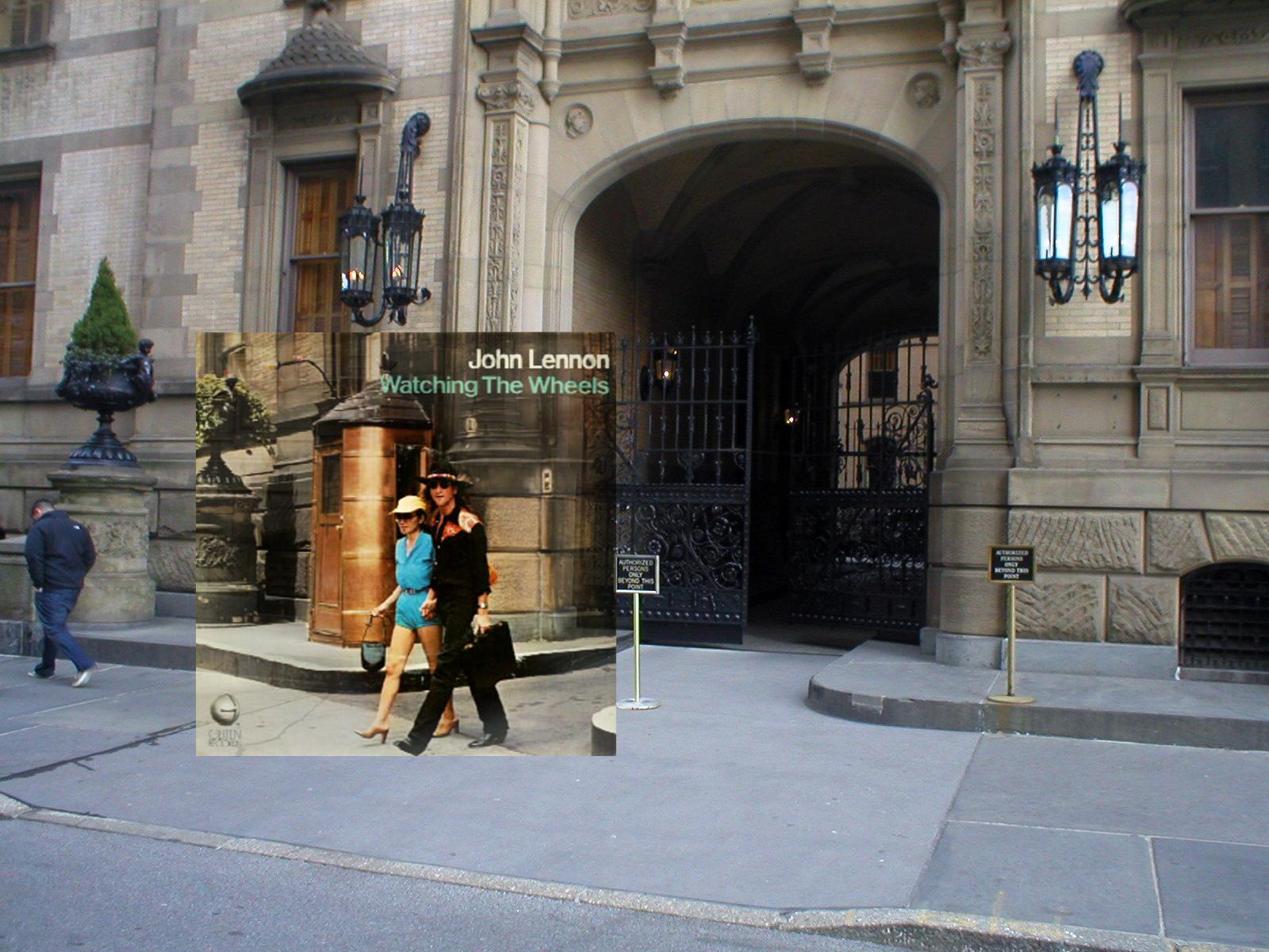 Resultado de imagem para dakota building entrance